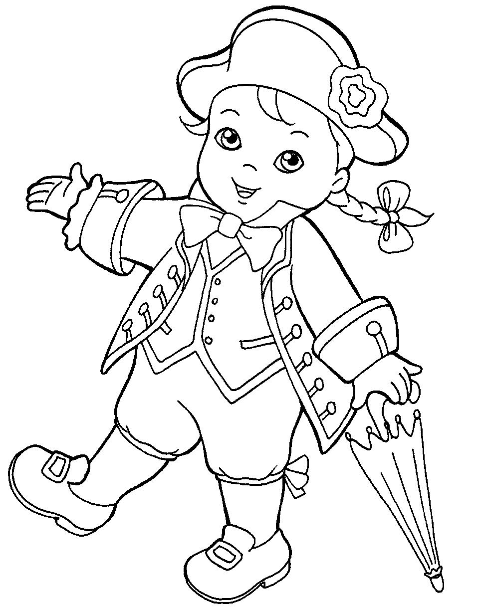 Carnevale for Maschere di carnevale tradizionali da colorare per bambini da stampare
